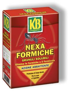 NEXA FORMICHE GRANI 800gr